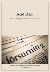 Acid  Rain Summary Report